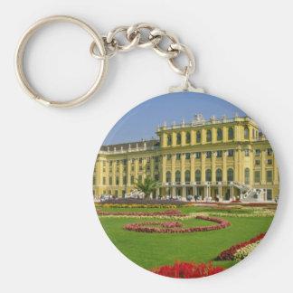 Red Pride of Vienna, Austria flowers Key Ring