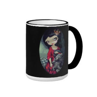 """""""Red Queen and White Queen"""" Mug"""