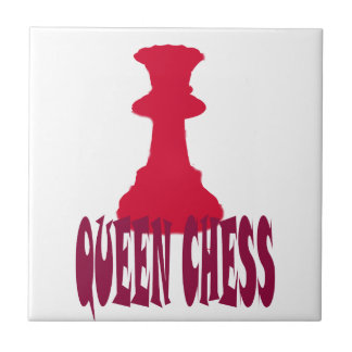 Red Queen Chess Tiles
