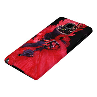 Red Queen From The Carnival of Venice Galaxy Note 4 Case