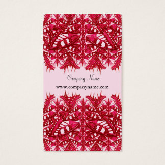red queen heart company name profile card