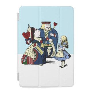 Red Queen  vs Alice in wonderland classic book iPad Mini Cover