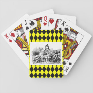 Red Queen/White Queen/Alice cards Poker Cards
