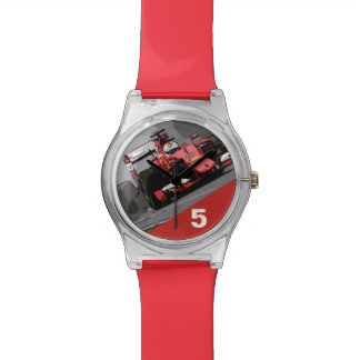 RED RACE CAR - NEVER LIFT WATCH
