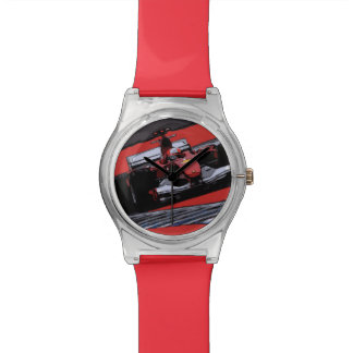RED RACE CAR - PASSION WATCH