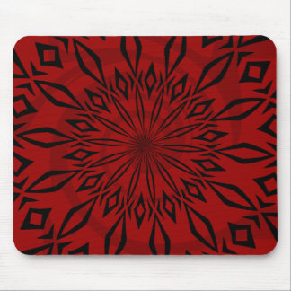 Red Rage Mousepad