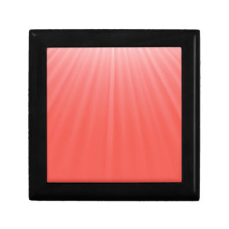 red rays gift box