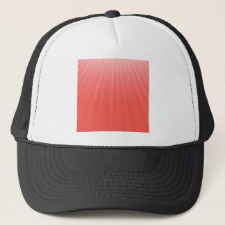 red rays trucker hat