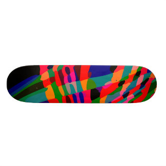 Red RefleXion Skate Boards