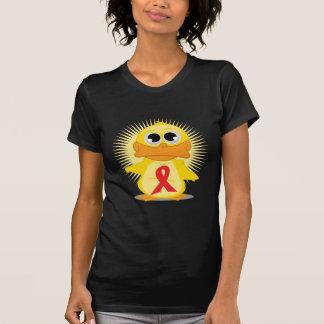 Red Ribbon Duck T-Shirt