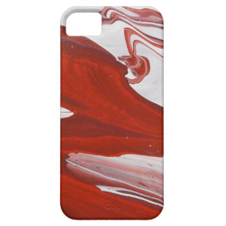 Red Ribbon iPhone 5 Covers