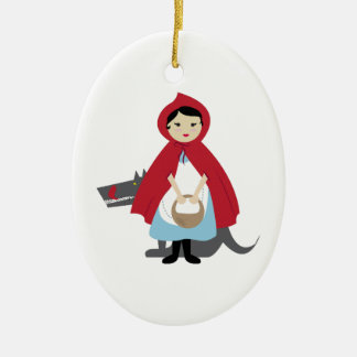 Red Riding Hood Ornaments