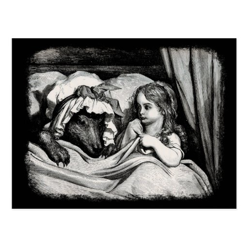 Red Riding Hood Post Cards