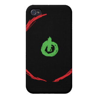 Red Ring Of Death Video Game i iPhone 4 Case
