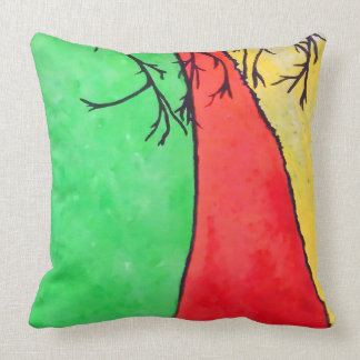 Red Road Cushion