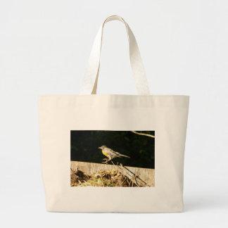 Red Robin Bobbin Large Tote Bag