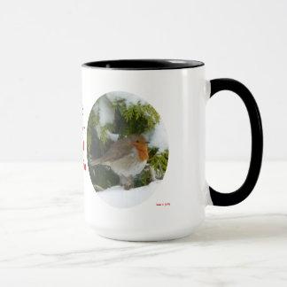 Red Robin Mug