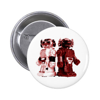 red robots button