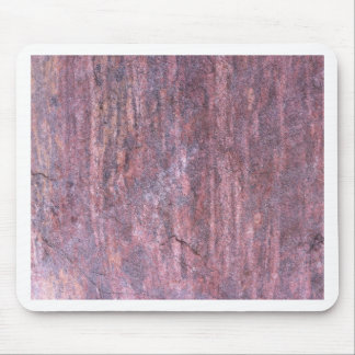 Red Rock affected by weather and water over time Mouse Pad
