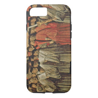 Red rock, c.1895 (oil on canvas) 2 iPhone 7 case