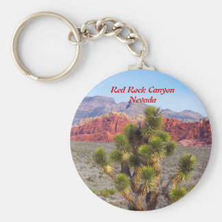 Red Rock Canyon Conservation Area near Las Vegas Key Ring