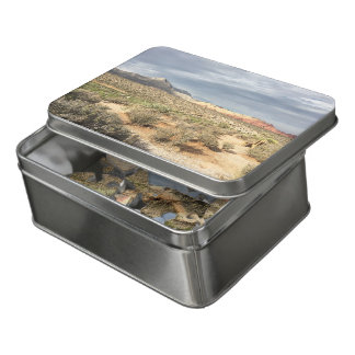 Red Rock Canyon Nevada 8x10 puzzle in tin