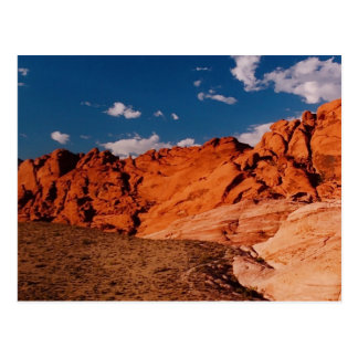 Red Rock Canyon State Park Postcard