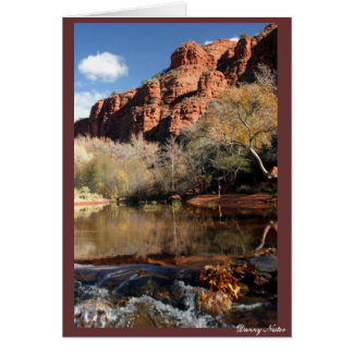 Red Rock Card