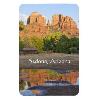 Red Rock Crossing Sedona,Arizona. Magnet