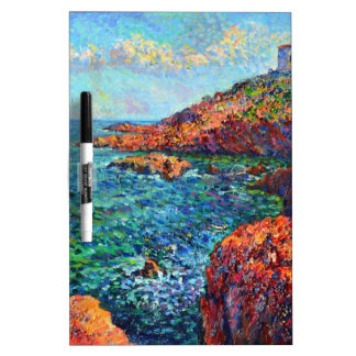 Red rock dry erase board