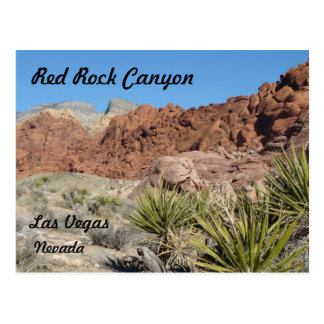 Red Rock  Postcard