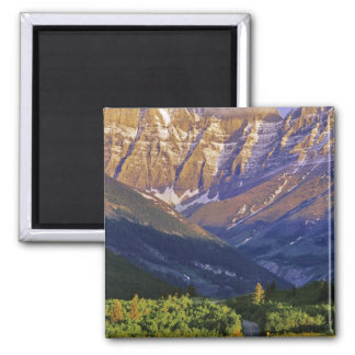 Red Rock Road in Waterton Lakes National Park Magnet