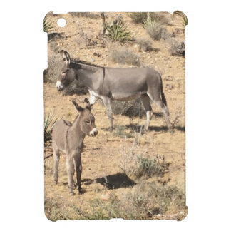 Red rock state park nv donkey iPad mini cases