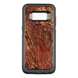 Red Rock Texture OtterBox Commuter Samsung Galaxy S8 Case