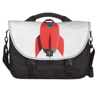 Red Rocket Commuter Bags