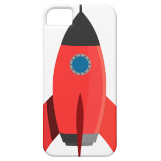 Red Rocket iPhone 5 Cases