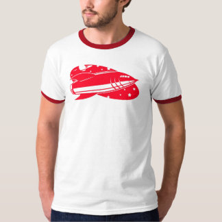 red-rocket-retro T-Shirt