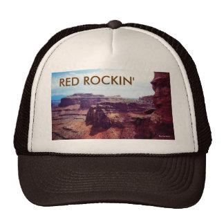 Red Rockin' Hat