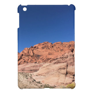 Red rocks and blue skies cover for the iPad mini