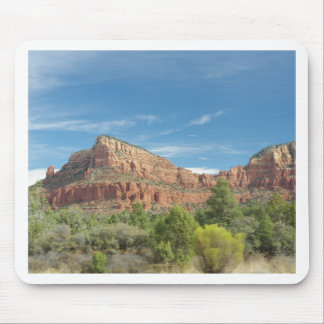 Red rocks in Sedona Mouse Pad