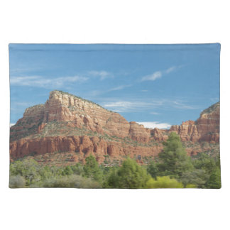 Red rocks in Sedona Placemat