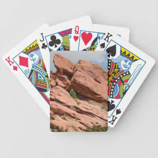 Red Rocks Park Playing Card Poker Deck