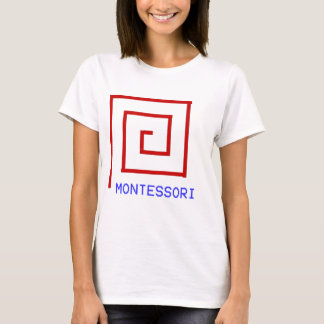Red Rods Montessori T-Shirt