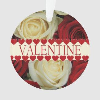 Red romantic valentine rose