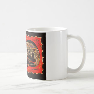 RED ROO COFFEE MUG
