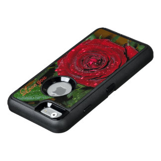 Red Rose #2 OtterBox iPhone 6/6s Case