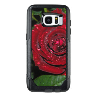 Red Rose #2 OtterBox Samsung Galaxy S7 Edge Case