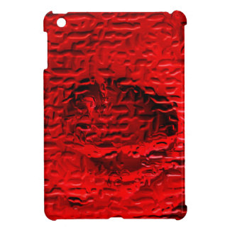 Red Rose Abstract iPad Mini Cases