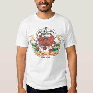Red Rose Beard - The Bard Warriors Shirt