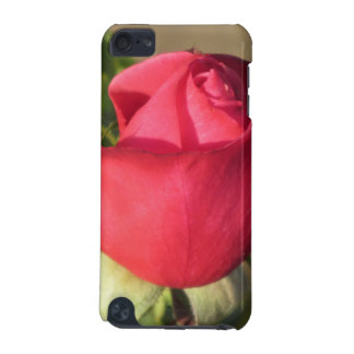 Red Rose Bud iPod Touch (5th Generation) Cover